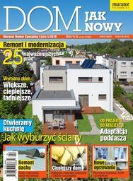 """NSE 4/2016 """"Dom jak nowy"""" KUP TEN NUMER"""