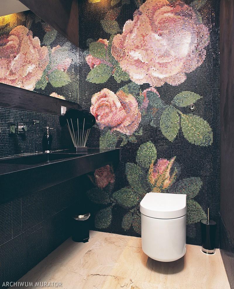 Łazienkowe płytki ceramiczne: nowości w świecie płytek, mozaiki, dekorów, modne sposoby ich układania