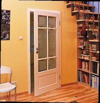Wymiana wąskich drzwi