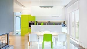 Skandynawski design we wnętrzu nowoczesnego domu