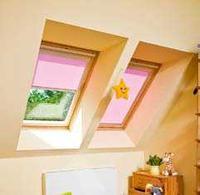 Osłony okienne - rolety do okien dachowych
