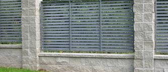 Ogrodzenia metalowe i ich rodzaje. GALERIA ZDJĘĆ przęseł z metalu