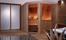 Sauna infrared, parowa czy fińska – jaką saunę wybrać? Poradnik