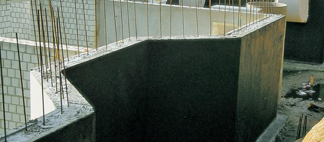 Hydroizolacja fundamentow i piwnic