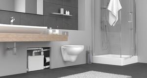 Pomporozdrabniacz - łazienka, kuchnia tam gdzie chcesz!