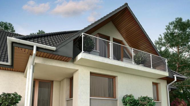 VOX podbitka dachowa z PVC
