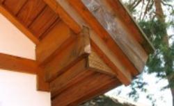 Okap dachu: jaka podbitka dachowa