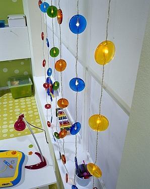 Kolorowo w pokoju dziecka