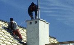 Kominy. Jak zbudować komin z wkładem kwasoodpornym