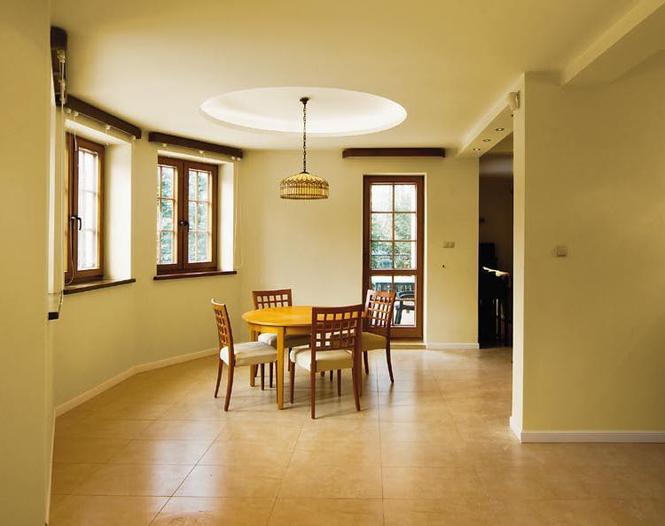 Dekoracyjny sufit podwieszany  montaż krok po kroku  Budowa  Muratordom pl -> Urządzanie Kuchni Krok Po Kroku