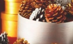 Święta, tuż, tuż. Przygotuj ozdoby na choinkę