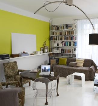 Malowanie ścian. Rodzaje i kolory farb