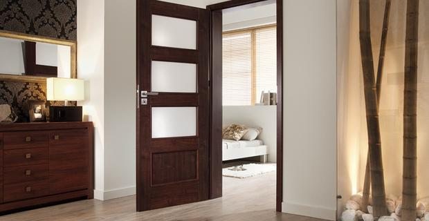 Drzwi wewnętrzne idealnie dopasowane do aranżacji mieszkania