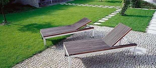 Galeria zdjęć - Pomysł na piękny zielony ogród. Ścieżki ogrodowe i trawy w roli głównej [ZDJĘCIA ...